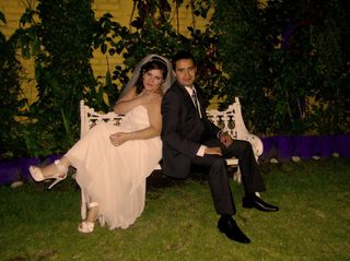 La boda de Carlos   y Cinthya 3