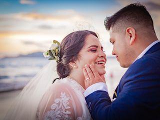 La boda de Aura y Juan