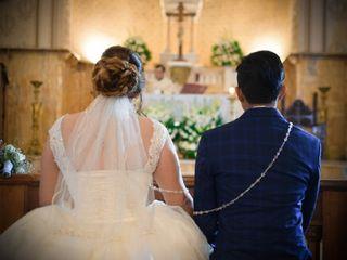 La boda de Berenice y Juan Carlos