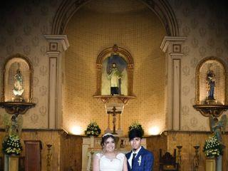 La boda de Berenice y Juan Carlos 2