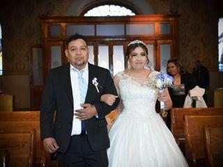 La boda de Berenice y Juan Carlos 3