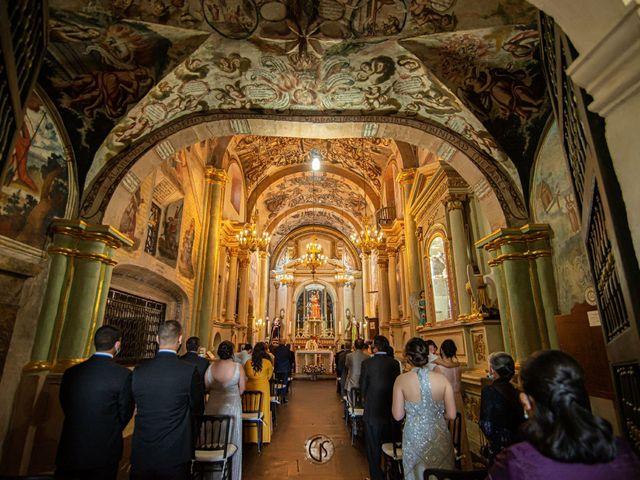 La boda de Hugo y Paola en San Miguel de Allende, Guanajuato 4