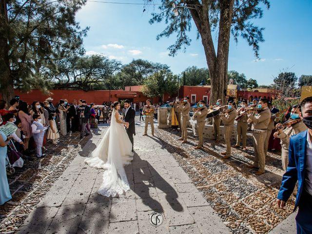 La boda de Hugo y Paola en San Miguel de Allende, Guanajuato 6