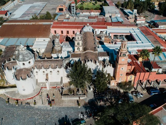 La boda de Hugo y Paola en San Miguel de Allende, Guanajuato 11