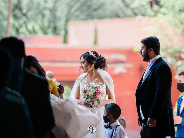 La boda de Hugo y Paola en San Miguel de Allende, Guanajuato 13