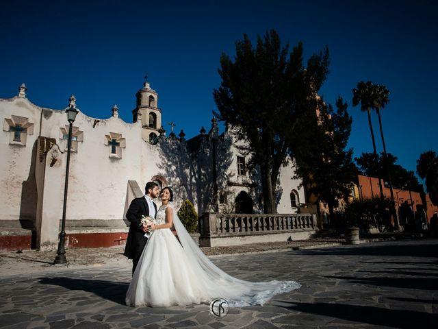 La boda de Paola y Hugo