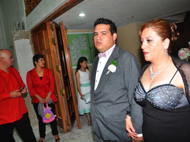 La boda de Samuel y Erika en Coatzacoalcos, Veracruz 3