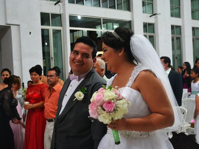 La boda de Samuel y Erika en Coatzacoalcos, Veracruz 5