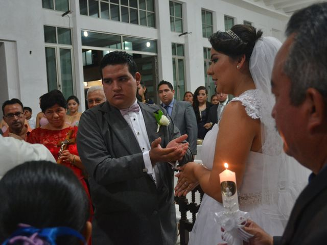 La boda de Samuel y Erika en Coatzacoalcos, Veracruz 6