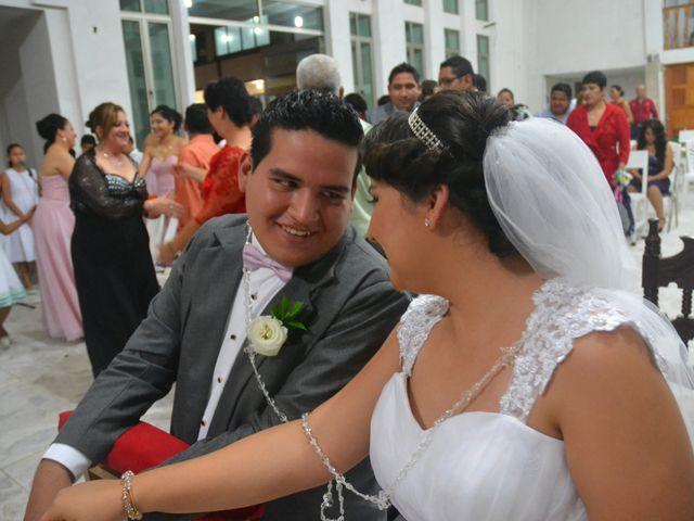 La boda de Samuel y Erika en Coatzacoalcos, Veracruz 8