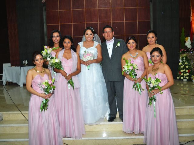 La boda de Samuel y Erika en Coatzacoalcos, Veracruz 11