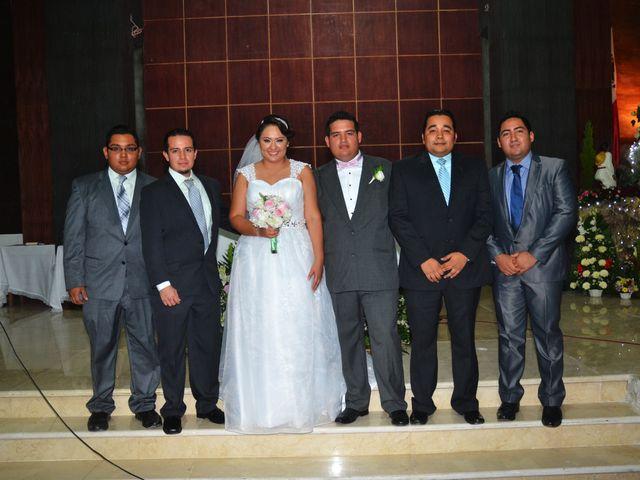 La boda de Samuel y Erika en Coatzacoalcos, Veracruz 13