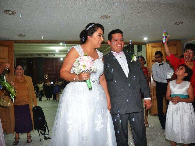 La boda de Samuel y Erika en Coatzacoalcos, Veracruz 15