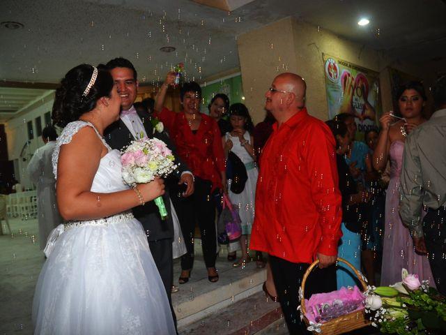 La boda de Samuel y Erika en Coatzacoalcos, Veracruz 16