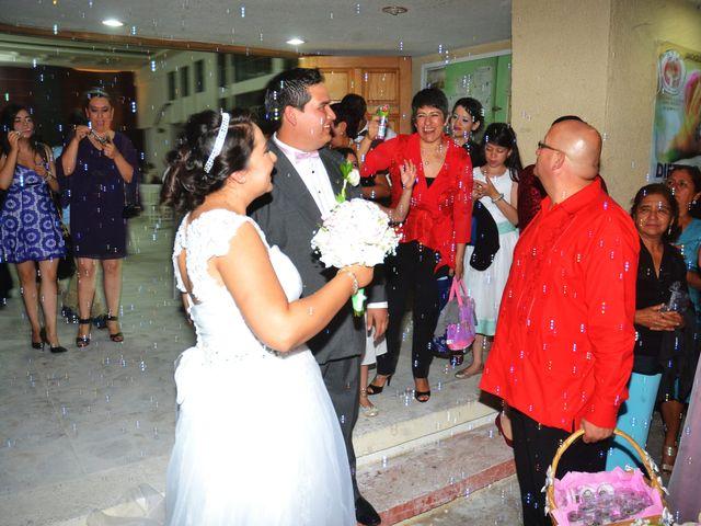 La boda de Samuel y Erika en Coatzacoalcos, Veracruz 17