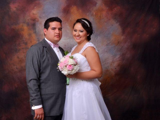 La boda de Samuel y Erika en Coatzacoalcos, Veracruz 19