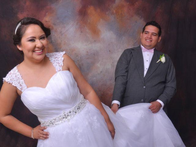 La boda de Samuel y Erika en Coatzacoalcos, Veracruz 22