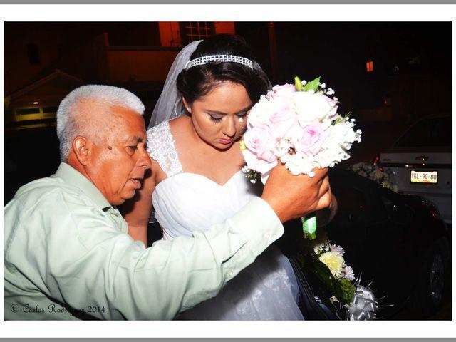 La boda de Samuel y Erika en Coatzacoalcos, Veracruz 29