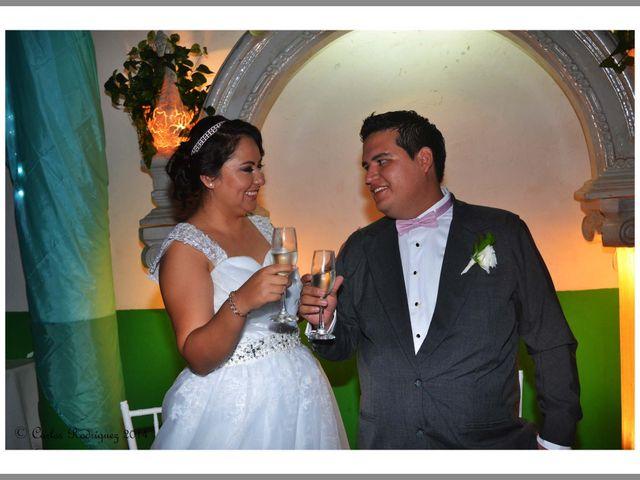 La boda de Samuel y Erika en Coatzacoalcos, Veracruz 30