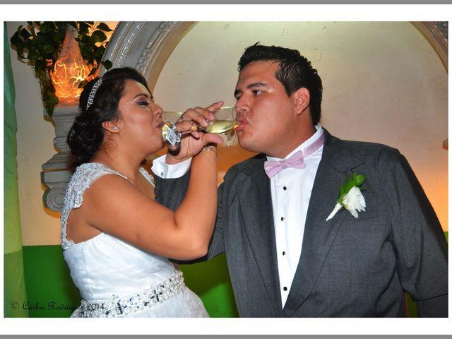 La boda de Samuel y Erika en Coatzacoalcos, Veracruz 31