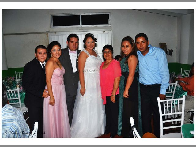La boda de Samuel y Erika en Coatzacoalcos, Veracruz 32