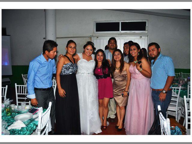 La boda de Samuel y Erika en Coatzacoalcos, Veracruz 33