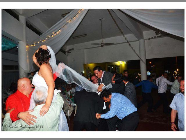 La boda de Samuel y Erika en Coatzacoalcos, Veracruz 35