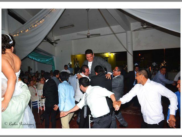 La boda de Samuel y Erika en Coatzacoalcos, Veracruz 36