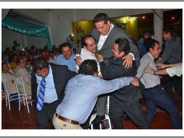 La boda de Samuel y Erika en Coatzacoalcos, Veracruz 37