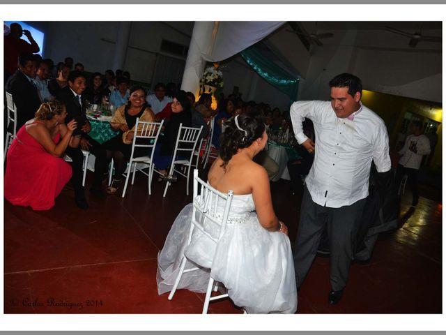 La boda de Samuel y Erika en Coatzacoalcos, Veracruz 38