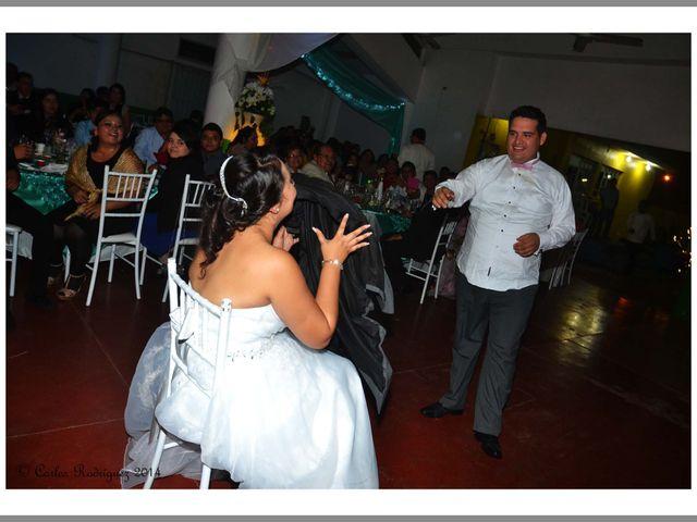 La boda de Samuel y Erika en Coatzacoalcos, Veracruz 39
