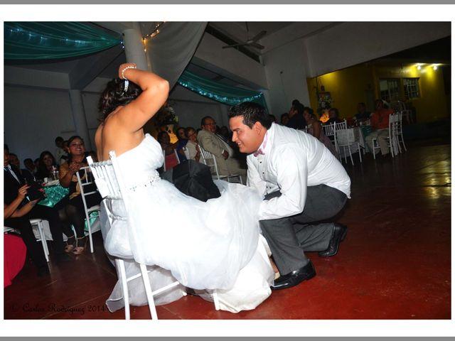 La boda de Samuel y Erika en Coatzacoalcos, Veracruz 41