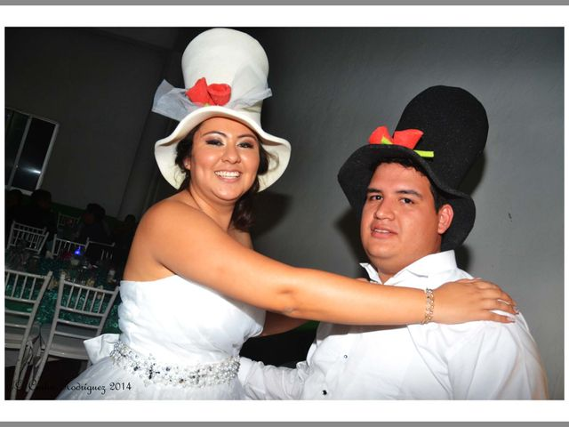 La boda de Samuel y Erika en Coatzacoalcos, Veracruz 48