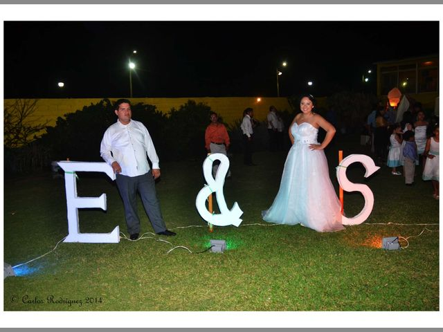 La boda de Samuel y Erika en Coatzacoalcos, Veracruz 56