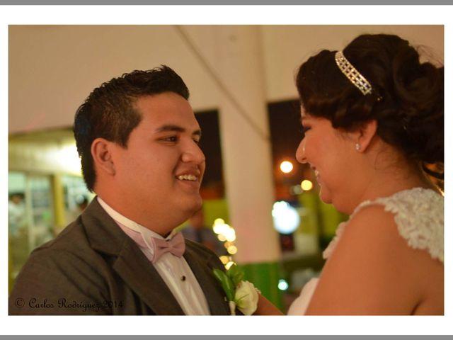 La boda de Samuel y Erika en Coatzacoalcos, Veracruz 63