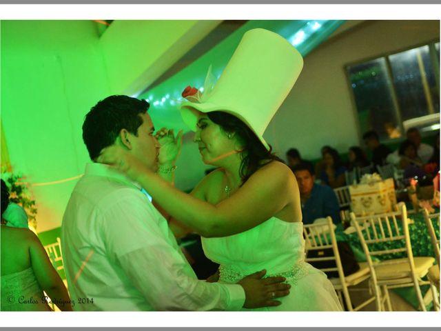 La boda de Samuel y Erika en Coatzacoalcos, Veracruz 65