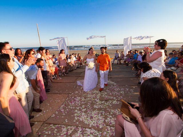 La boda de Estefanía y Emiliano