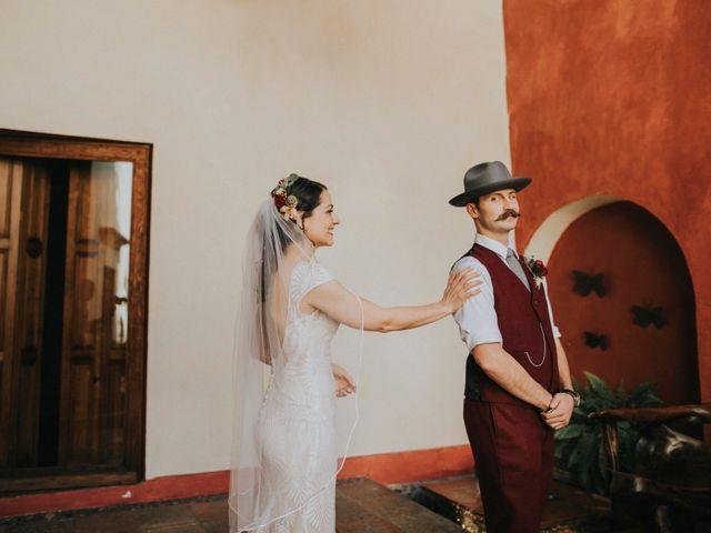 La boda de Michael y Michelle en Querétaro, Querétaro 15