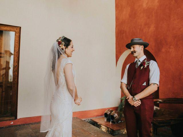 La boda de Michael y Michelle en Querétaro, Querétaro 16