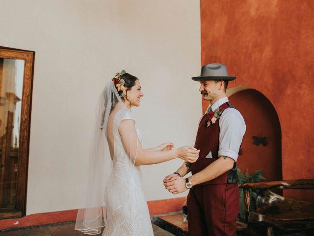 La boda de Michael y Michelle en Querétaro, Querétaro 17