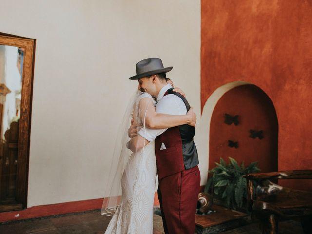 La boda de Michael y Michelle en Querétaro, Querétaro 18