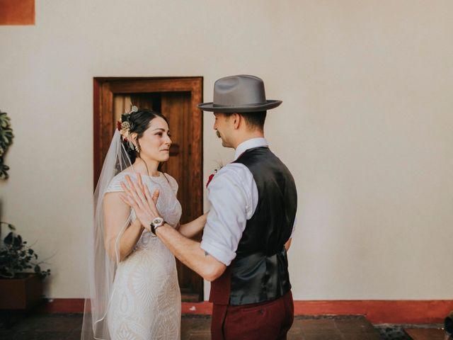 La boda de Michael y Michelle en Querétaro, Querétaro 20