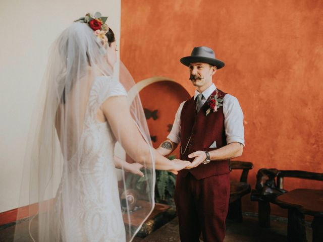 La boda de Michael y Michelle en Querétaro, Querétaro 21