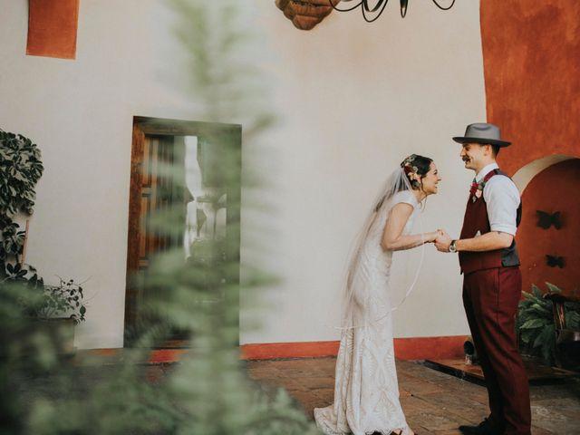 La boda de Michael y Michelle en Querétaro, Querétaro 22