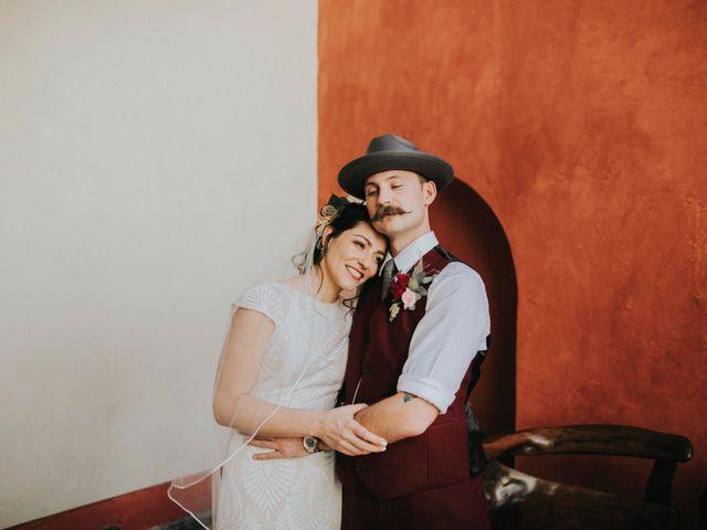 La boda de Michael y Michelle en Querétaro, Querétaro 23