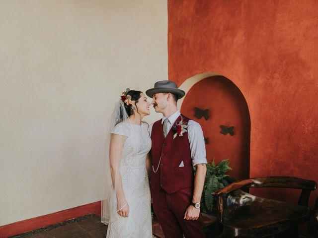 La boda de Michael y Michelle en Querétaro, Querétaro 24