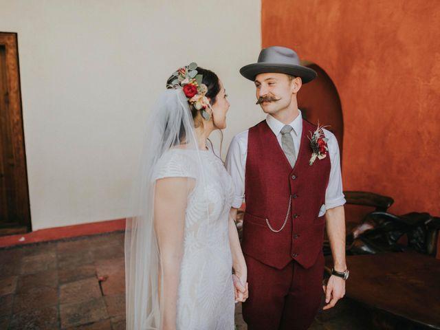 La boda de Michael y Michelle en Querétaro, Querétaro 27