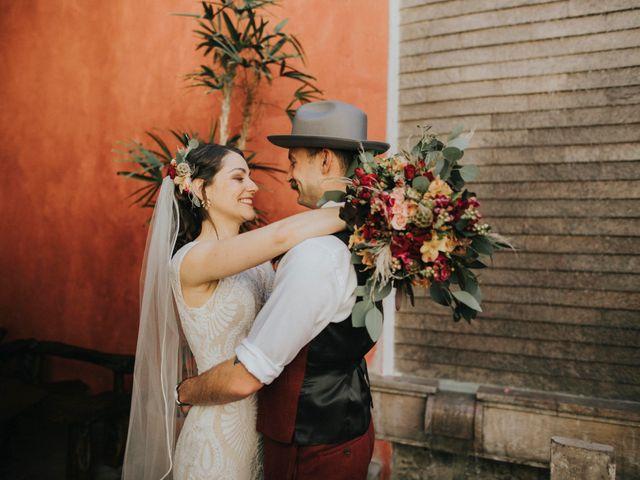 La boda de Michael y Michelle en Querétaro, Querétaro 28