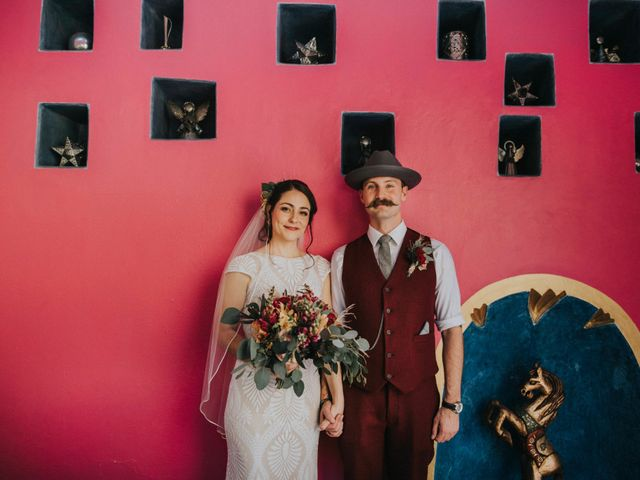 La boda de Michael y Michelle en Querétaro, Querétaro 29