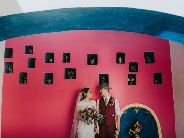 La boda de Michael y Michelle en Querétaro, Querétaro 30